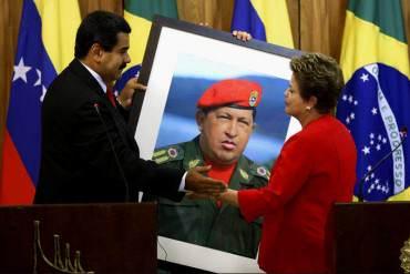 ¡LO ÚLTIMO! Dilma Rousseff cada vez más decepcionada de las medidas de Maduro