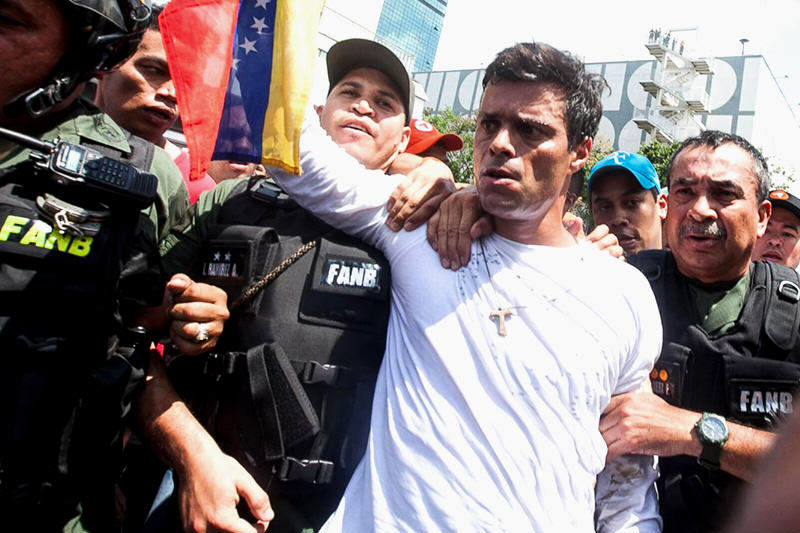 Leopoldo Lopez