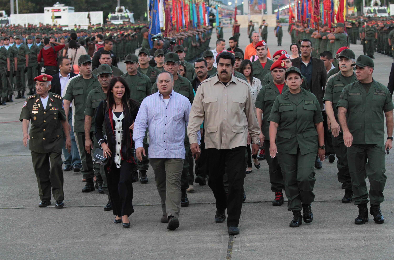 maduro fanb militar gnb