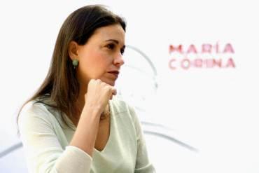 ¡LA QUIEREN PRESA! Tania Díaz solicitará un antejuicio de mérito contra Maria Corina + «Pruebas»
