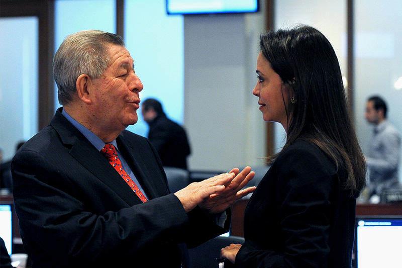 Arturo Vallarino OEA Panama