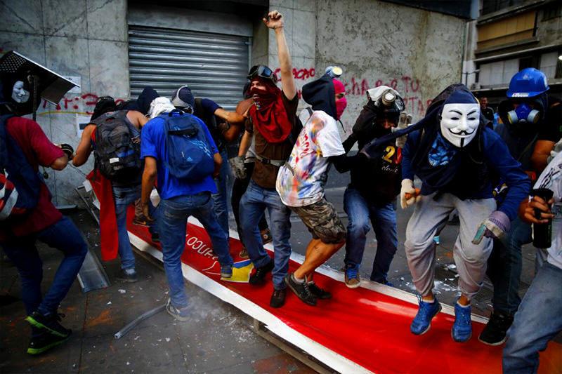 CHACAO PROTESTA