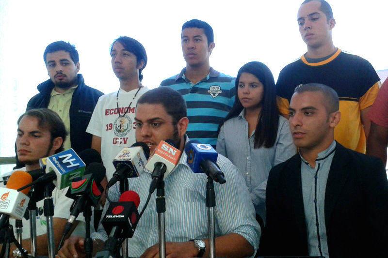 Dirigente Estudiantil Juan Requesens
