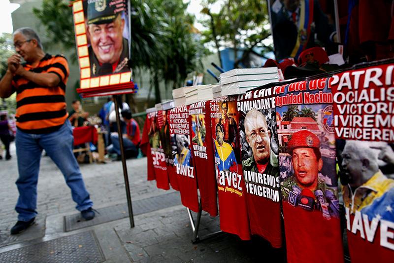 IDOLATRIA-1 chavez chavismo
