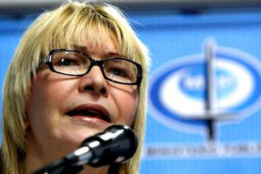 ¡CHILLAN EN MIRAFLORES! Luisa Ortega Díaz hace temblar al gobierno con polémicas declaraciones (+Video)