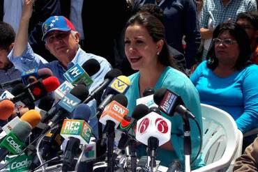 """¡ATENCIÓN! Oposición marchará este #24M hasta el CNE """"en Defensa del Voto"""" (¡Pendiente, Tiby!)"""