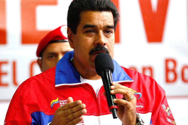 Nicolas Maduro 13042014