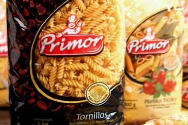 ¡MALAS NOTICIAS! Calculan que habrá pasta Primor en los mercados hasta este lunes