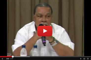 """¡ASÍ DE ABSURDO! Líder Tupamaro propuso """"Premio Nobel de la Paz"""" a Nicolás Maduro (+ Video)"""
