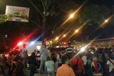 Muchacho: Polichacao capturó a conductor que arrolló a manifestante en Altamira (+ Tuits)