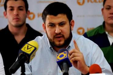 """¡ATENCIÓN! El mensaje de Smolansky a los venezolanos desde el exilio: """"Deben retomar las calles"""""""