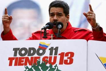 """Maduro: La Milicia Nacional Bolivariana es ahora al """"el pueblo en armas"""""""