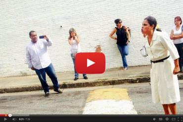 ¡BUENÍSIMO! En Video: Monja da un paso al frente y se las canta clarito a la GNB
