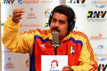 ¡OTRA MADURADAS MÁS! Maduro intenta parecer inteligente y mete la pata