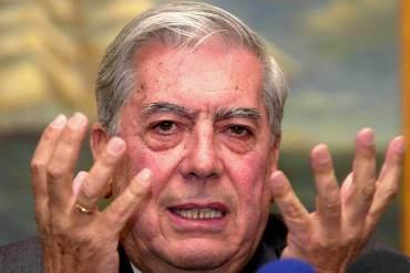 """¡DESTAPA AL RÉGIMEN! Vargas Llosa: """"No se puede hablar de Venezuela como si fuera una democracia"""""""