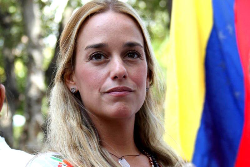 Tintori fue recibida por el alto comisionado para los Derechos Humanos de la ONU