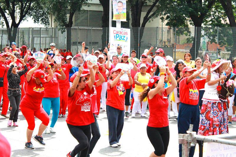 Mision Barrio Adentro Deportivo en Venezuela 05202014