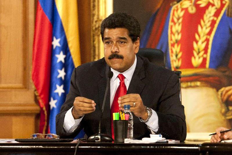 Nicolas Maduro 05282014