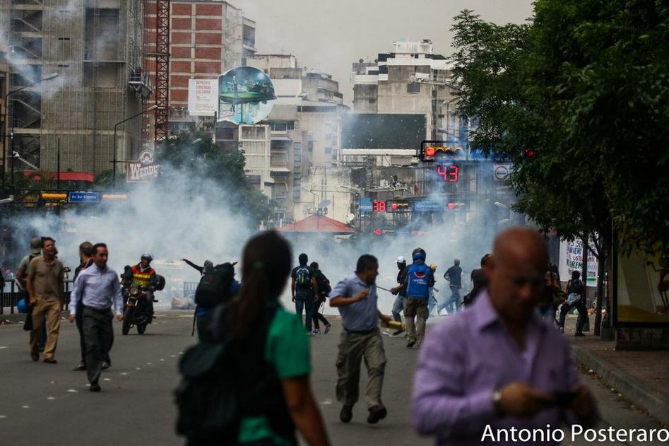Protesta en Chacao, Caracas 05-08-2014 (8)