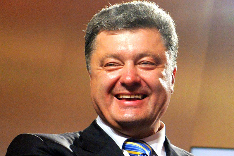 Ucrania-Petro-Poroshenko