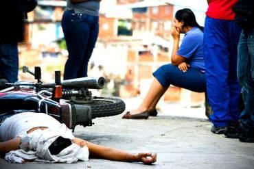 ¡VERGÜENZA MUNDIAL! Venezuela, el segundo país con mayor muertes a causa del hampa