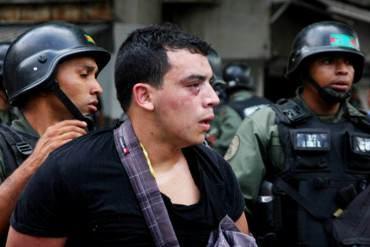 ¡URGENTE! Reportan nuevos detenidos en protesta en Las Mercedes este #12M (Fotos)