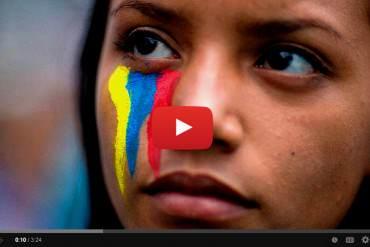 ¡SOLIDARIDAD! María Conchita Alonso presenta canción en apoyo a estudiantes (+ Video)