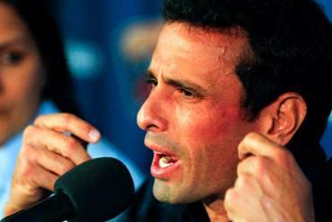 ¡LE DIO CON TODO! Los 10 potentes dardos que le lanzó Henrique Capriles a Nicolás (+Video +Candela)