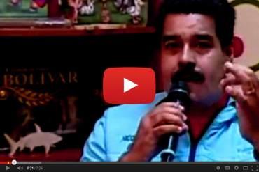 """¡AH OK! Maduro: Hagamos """"una revolución dentro de la revolución"""""""