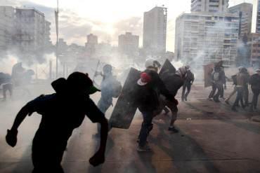 ¡SIGUE LA LUCHA! UCAT y UNET encienden las protestas contra el Gobierno