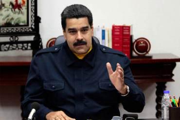"""Maduro: """"Colas en las autopistas demuestran que Venezuela está trabajando"""""""