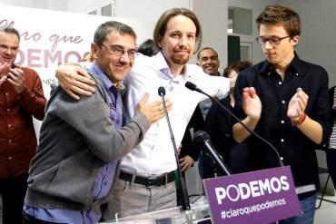 "¡COMO UNA PLAGA! Diosdado Cabello asegura que el chavismo llegará a España con ""Podemos"""