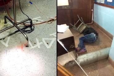 ¡QUÉ DESASTRE! Implicados en asesinato dentro de Hospital Universitario son expolicías