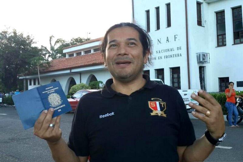 ¡MADURO LE TIENE PAVOR! Prohíben entrada de Reinaldo dos Santos a Venezuela