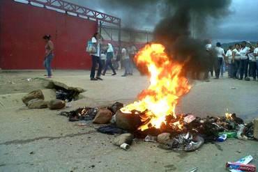 ¡ALÓ FOSFORA! Motín en la cárcel de Uribana deja 3 muertos y 15 heridos