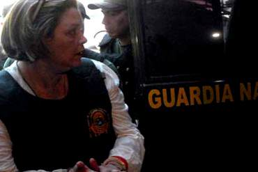 """¡URGENTE! Jueza Afiuni es condenada a 5 años de cárcel por """"corrupción espiritual"""""""