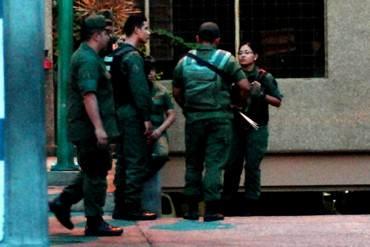 ¡INJUSTICIA! GN implicados en caso de Moreno reciben medida sustitutiva de libertad