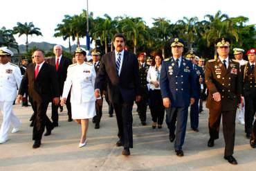 """¡LEALTAD OBLIGADA! Nicolás Maduro prohíbe a los militares """"fallar a la patria"""""""
