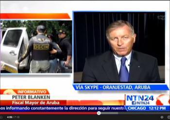 ¡CAE EL RÉGIMEN! Ministro de Justicia y Fiscal Mayor de Aruba DESMIENTEN A MADURO!!