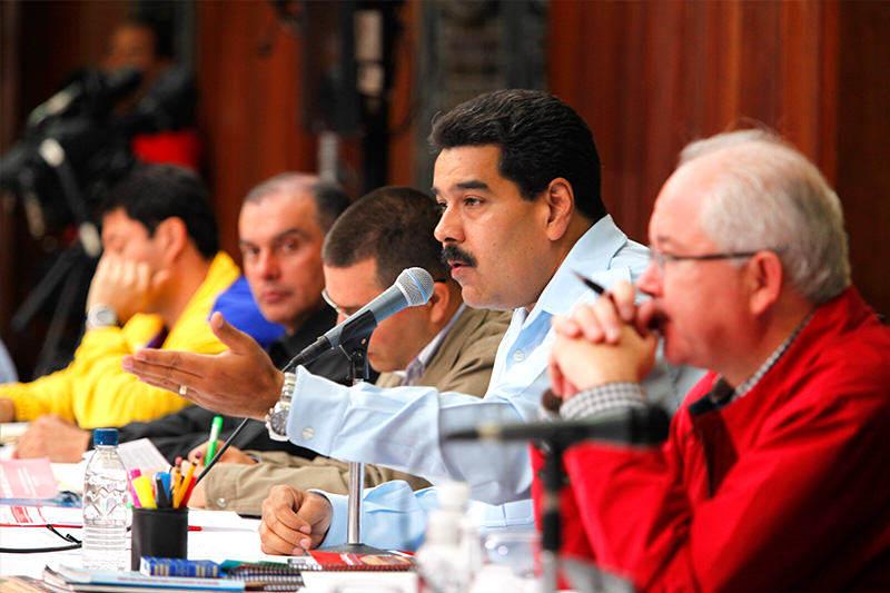Nicolas Maduro - Rafael Ramirez
