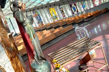¡SIN PERDÓN DE DIOS! Robaron alcancías de ofrendas en Catedral de Barquisimeto