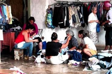 ¡EL ABISMO DEL SOCIALISMO! Así son las tiendas de ropa en Cuba (+ Fotos)