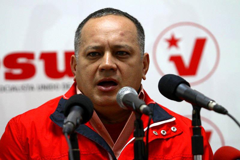 Diosdado-Cabello-PSUV