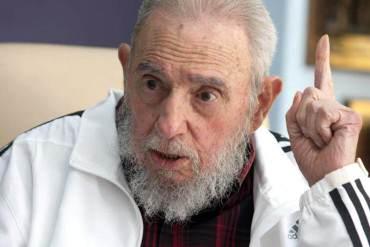 "¡SEMBRANDO ODIO E INTRIGAS! Fidel Castro: ""Crimen de Robert Serra no es casualidad"""