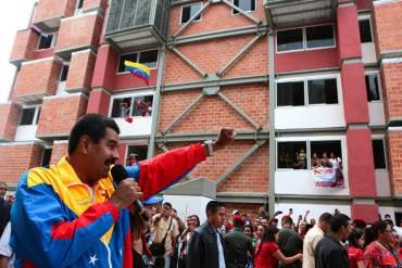 ¡RÉGIMEN MALANDRO! Ordenan ocupación de 11 terrenos en Caracas para la Misión Vivienda