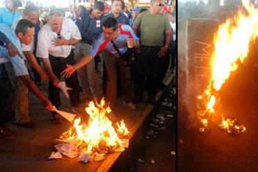 """¡ARDE SIDOR! Sidoristas van con todo: """"Aquí no se ha firmado ningún contrato"""" (+Fotos)"""