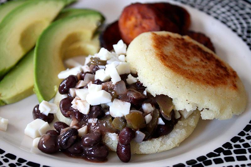 ¡EXCELENTE! En Houston la comida venezolana es popular (+Video)