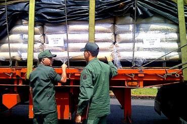 ¡COCHINA CORRUPCIÓN! Intervienen el SADA por irregularidades en la distribución de alimentos