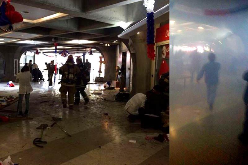 Chile-atentado