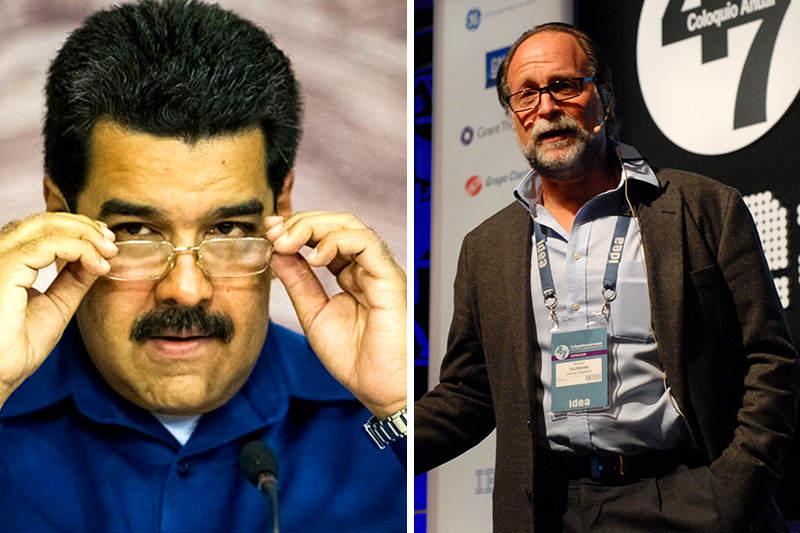 Maduro-Haussman